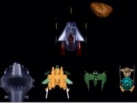 Флеш игра Сопровождение космических кораблей