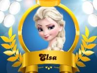 Флеш игра Соревнование принцесс на коньках