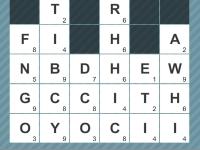Флеш игра Составь слово: Английский алфавит