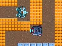 Флеш игра Современные танки
