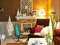 Флеш игра Современный дом: Поиск предметов