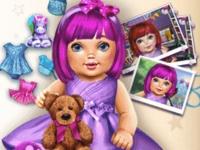 Флеш игра Создай куклу