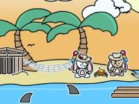 Флеш игра Создай необитаемый остров