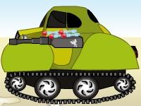 Флеш игра Создай танк
