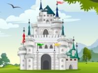 Флеш игра Создай замок