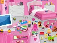Флеш игра Спальня маленькой принцессы