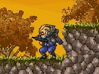 Флеш игра Спасение при ядерной атаке