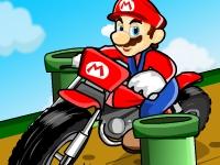 Флеш игра Спаси Марио 2