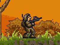 Флеш игра Спаси раненых солдат