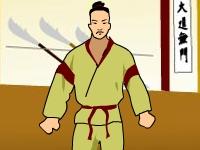 Флеш игра Специальная тренировка по Кунг Фу