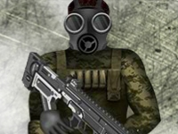 Флеш игра Спецназ: Зачистка