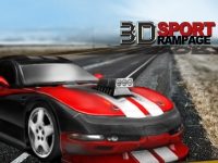 Флеш игра Спортивная ярость 3D