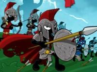 Флеш игра Сражения тилонианских кланов