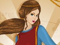 Флеш игра Средневековая мода