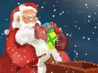 Флеш игра Срывающееся Рождество