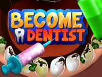 Флеш игра Стань стоматологом