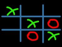 Флеш игра Стандартные крестики-нолики