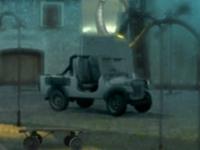Флеш игра Старый город: Поиск отличий