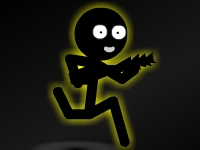 Флеш игра Стикмен Сэм 9: Темный лабиринт
