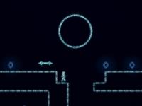 Флеш игра Стикмен и кольца