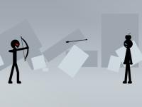 Флеш игра Стикмен лучник
