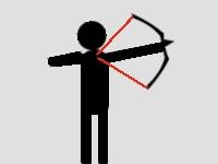Флеш игра Стикмен с луком