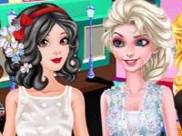 Флеш игра Стиль джунглей 2017 для принцесс