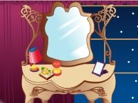 Флеш игра Столик для макияжа