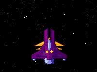 Флеш игра Столкновение в космосе
