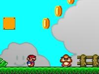 Флеш игра Странствия Марио