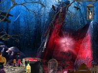 Флеш игра Страшный лес