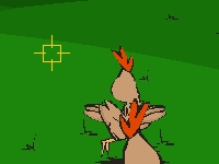 Флеш игра Стрельба по движущимся мишеням