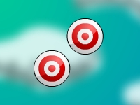 Флеш игра Стрельба по летающим мишеням