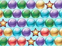 Флеш игра Стрельба по пузырькам