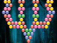 Флеш игра Стрельба по пузырям: Эксклюзивные уровни