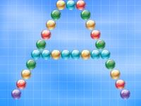 Флеш игра Стрельба по пузырям: Новые уровни