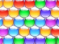Флеш игра Стрельба по пузырям