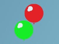 Флеш игра Стрельба по воздушным шарикам: Альфа версия