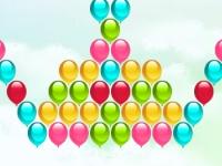 Флеш игра Стрельба по воздушным шарикам