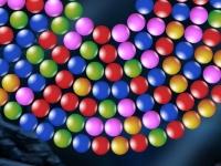 Флеш игра Стрельба по вращающемся пузырям