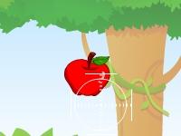 Флеш игра Стрельба по яблокам