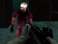 Флеш игра Стрельба по ядовитым зомби