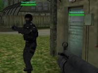 Флеш игра Стрельба в масках: Версия с мультиплеером