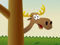 Флеш игра Стрельбище в лесу