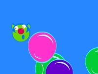 Флеш игра Стучалка с пузырями