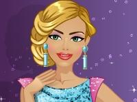 Флеш игра Студия моды: Вечернее платье