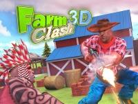 Флеш игра Стычка фермеров