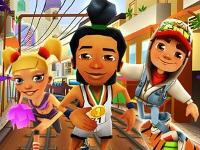 Флеш игра Subway Surfers Мумбаи