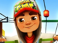 Флеш игра Subway Surfers Пекин