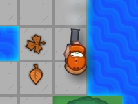 Флеш игра Сумасшедшая воздуходувка